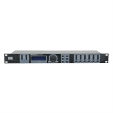 DAP Audio DCP-26 Digital Cross Over 2-in, 6-out