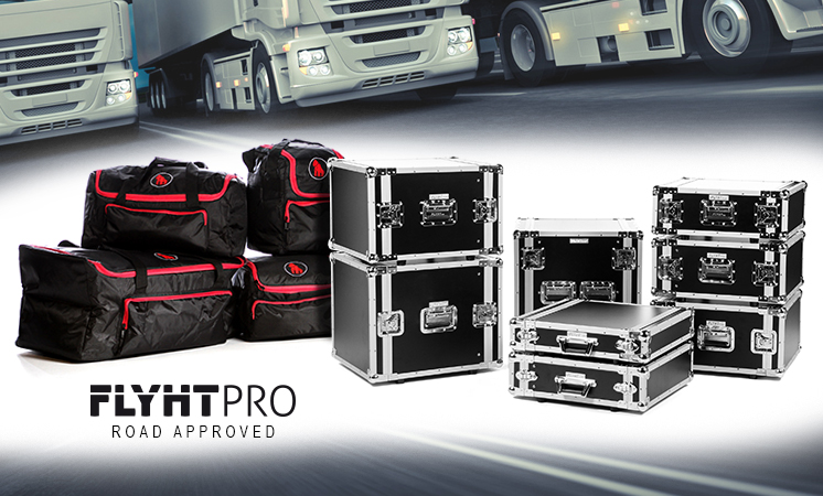 Flyht Pro Artikel bei Envirel kaufen, Cases für jedermann egal ob Winkel oder Double Door Cases