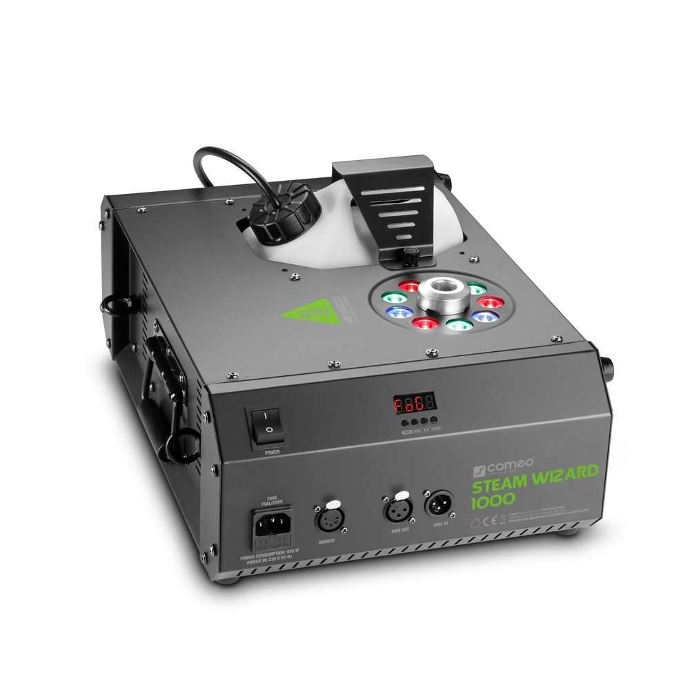 Z-1000 Mkii Offen Showtec 1000w Pro Nebelmaschine