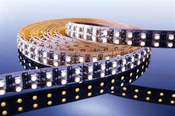 LED Stripe WW 3m 12V IP20 720LED´s  Mit dem flexiblen WW LED-Stripe von Kapego lassen sich moderne und stylische Lichtdesign-Konzepte hervorragend umsetzen. Von der Pool-, Fassaden-, Regal-, Fernseher- und Bodenbeleuchtung, bis hin zu besonderen a