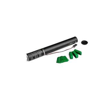MAGICFX Electric Confetti Cannon 40cm Dark Green