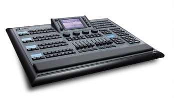 Controller DMX Creation II 4096  Die Creation II - 4096 steuert bis zu 2048 Kanäle über DMX oder 8 ArtNet Universen. Die Konsole wird mit einer umfangreichen Geräte-Bibliothek und einem leistungsstarken Geräte-Einrichtungsassistent geliefert, der das