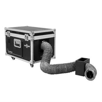 DJ POWER Nebelmaschine X-SW1500 Bodennebler