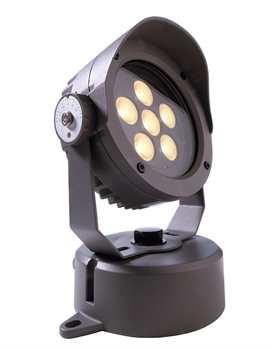 LED LED Power Spot 230 Volt 11 Watt WW IP65  Der LED Power Spot von Kapego ist mit sechs Warm Weißen LEDs versehen die 230 Volt und 11 Watt haben.  Eigenschaften von KapegoLED LED Power Spot 230 Volt 11 Watt WW IP65:  Produkt: Powerspot Typ: LED