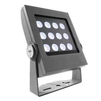 LED LED Power Spot IX CW 16 Watt 230 Volt  Der LED Power Spot von Kapego ist mit 12 Weißen LEDs versehen und hat eine Leistung von 230 Volt und 16 Watt.  Eigenschaften von KapegoLED LED Power Spot IX CW 16 Watt 230 Volt:  Produktart: Power Spot T