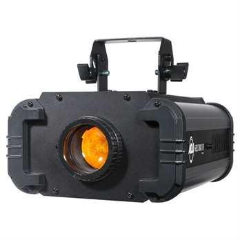 H2O DMX IR Wassereffekt mit 80W LED  Der H2O DMX IR von ADJ ist ein mehrfarbiger Wassereffekt mit einer hellen 80W LED Lichtquelle. Wassereffekte erzeugen eine einzigartige Atmosphäre wenn auf Wände, Decken, Böden oder Backdrops projiziert.  Der H2