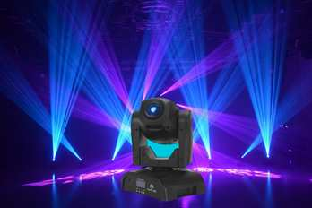 ADJ Pocket Pro mit 25 Watt weißer LED