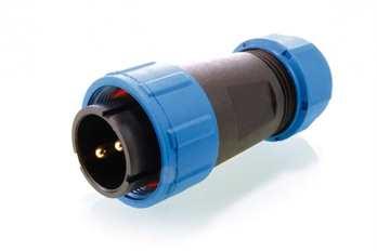 Adapter 4pol IP65 male
