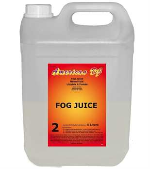 ADJ Fog juice 2 Medium 5 Liter