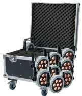 Showtec Compact Par 7 Tri RGB incl. Case