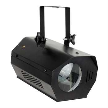 Scat Moon  - Wide beam angle - Plug & Play - RGBW Colors - High output   The Showtec Scat moon is a RGBW plug and play LED moonflower. It is a high power cost effective moonflower with two sound settings, color sensitivity and speed sensitivity
