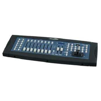 Scanmaster 2 MK II DMX-Controller  Der Scanmaster 2 MKII ist die Weiterentwicklung des bereits sehr populären Scanmaster 2. Das Gerät kann 12 Scanner mit maximal 16 DMX-Adressen pro Scanner steuern. 240 programmierbare Szenen sind verfügbar und k