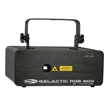Showtec Galactic RGB-600 Value Line Laser 600mW