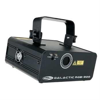 Showtec Galactic RGB-300 Value Line 320mW mit IR