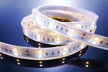 LED Stripe CW 3m 12V IP67 180 LEDs  Mit dem flexiblen CW LED-Stripe von Kapego lassen sich moderne und stylische Lichtdesign-Konzepte hervorragend umsetzen. Von der Pool-, Fassaden-, Regal-, Fernseher- und Bodenbeleuchtung, bis hin zu besonderen a