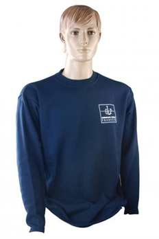 Sweatshirt Farbe Navy in Größe M  Mit diesem bequemen Sweatshirt von GLP in dunkelblauer Farbe sind Sie bestens für den Job ausgerüstet! Dieses T-Shirt ist in verschiedenen Größen erhältlich: M-XXL