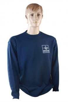 Sweatshirt Farbe Navy in Größe XL  Mit diesem bequemen Sweatshirt von GLP in dunkelblauer Farbe sind Sie bestens für den Job ausgerüstet! Dieses T-Shirt ist in verschiedenen Größen erhältlich: M-XXL