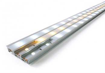 PROFIL TRIADA Einbauprofil Aluminium eloxiert 2m