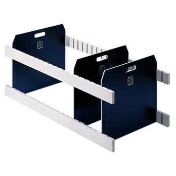 Adam Hall Trennwandleiste aus Bikensperrholz  Das Trennwandsystem von Adam Hall Accessories besteht aus Trennwandleisten aus Birkensperrholz mit Nuten.  Eigenschaften von Adam Hall Trennwandleiste aus Bikensperrholz:  Produktart: Trennwandsysteme Typ:
