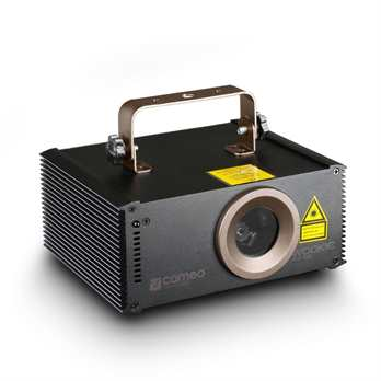 Cameo WOOKIE 400 RGB - Animationslaser 400mW RGB