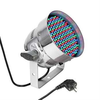 Cameo PAR 56 CAN 151x5 mm LED RGB chrom