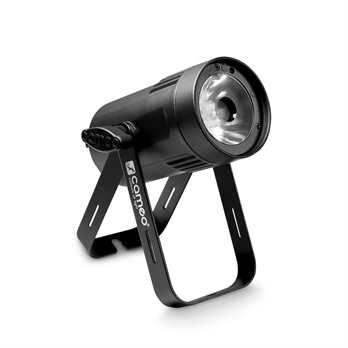 Cameo Q-Spot 15 Watt warmweiß schwarz