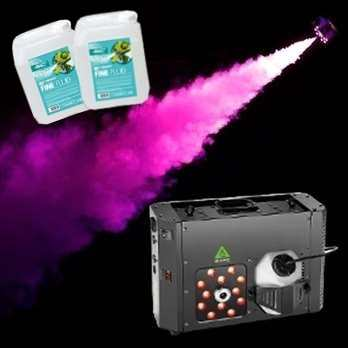 Cameo CLSW2000SET Nebelmschine mit 10 Liter Fluid