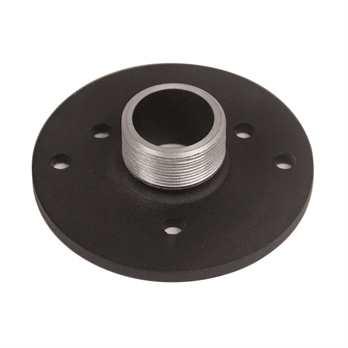 EB2SA Adapter Schraubgewinde Treiber/Horn  Der EB2SA von Eminence ist ein Adapter aus Aluminum zur Befestigung von Hörnern mit Gewindeflansch an Treibern mit Schraubgewinde. 2x 1/4-20 oder 3x M6 (Treiber) auf 1 3/8