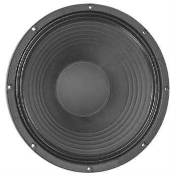 Omega Pro, 15 Zoll Lautsprecher 800 Watt  Der Omega Pro-15 von Eminence ist ein Lautsprecher mit 800 Watt und einem Widerstand von 8 Ohm mit Gußkorb. Perfekt als Tieftöner für Audioanwendungen in Bassreflex-Gehäusen. Er ist aber auch für horngel