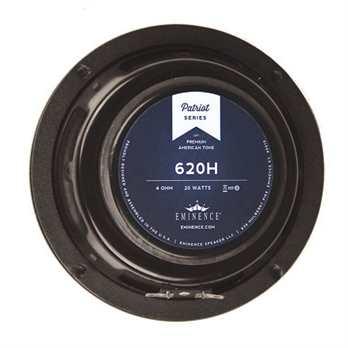 Eminence 620H 6,5 Zoll Lautsprecher 20 Watt 4 Ohm