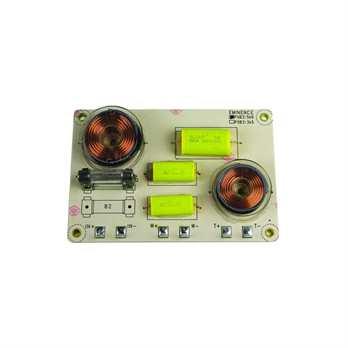 PXB 25 K 0 - 2-Weg Weiche 5000 Hz  Der neue PXB 25 K 0 von Eminence ist eine 2-Wege Weiche mit 5000 Hz Eigenschaften von Eminence PXB 25 K 0 - 2-Weg Weiche 5000 Hz: Produktart: Frequenzweiche Typ: 2 Wege Trennfrequenz: 5000 Hz Anstieg: 12 dB/Okt