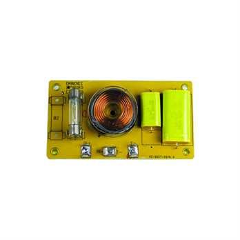 PXB 3 K 5 - High-Pass Filter 3500 Hz:  Die Frequenzweiche PXB 3K5 von Eminence ist ein High-Pass Filter mit 3500 Hz Trennfrequenz. Eminence PXB 3 K 5 - High-Pass Filter 3500 Hz: Produktart: Frequenzweiche Typ: High-Pass Trennfrequenz: 3,5kHz Ans