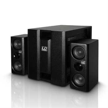 LD Systems DAVE Serie Kompaktes PA-System aktiv
