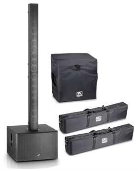 LD Systems MAUI 44 - Säulen PA System aktiv Set