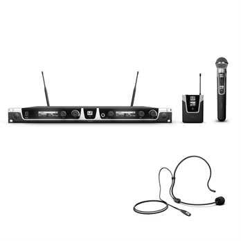 LD Systems U505 HBH 2 Funkmikrofon System mit Body