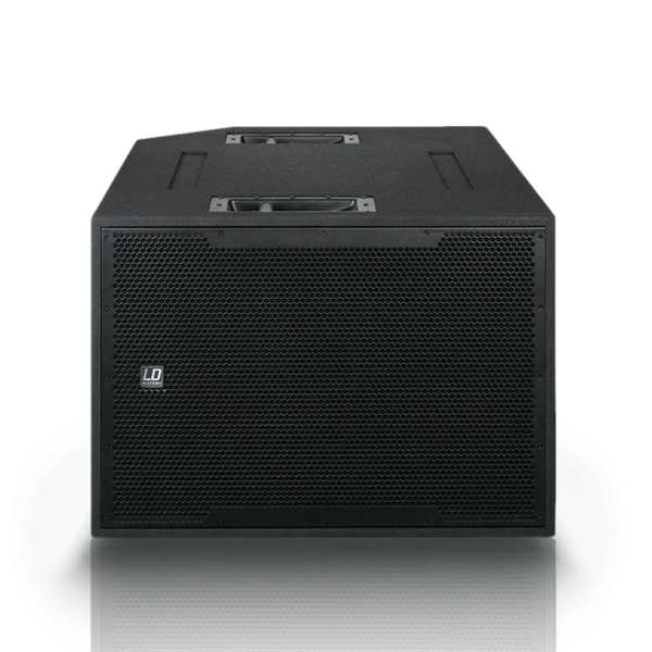 ld systems v218b 18 zoll dual bassreflex subwoofer. Black Bedroom Furniture Sets. Home Design Ideas