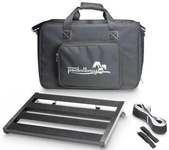 Palmer MI Pedalbay40, Pedalbord mit Tasche