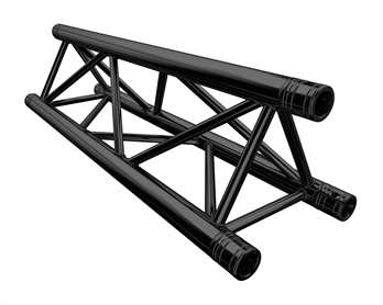 Global Truss F33 100cm mit Verbinder schwarz
