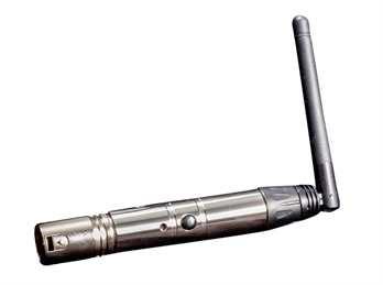 Flash 2.4G DMX Wireless Transmitter Sender
