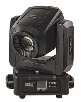 InvoLight LEDMH50 Moving Head Spot und Beam