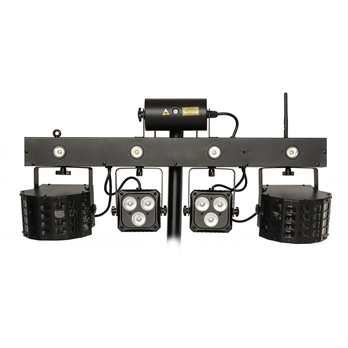 INVOLIGHT MLSFX, Komplett Lichtanlage