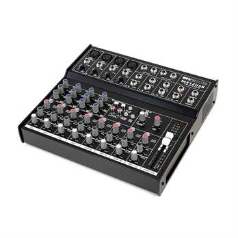 Invotone MX12USB, 12 Kanal Mixer mit 3 Band EQ