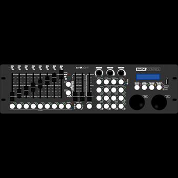 Involight Showcontrol, 24 Geräte mit je 26 Kanälen