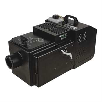 InvoLight USF2000 Ultraschall Bodennebelmaschine