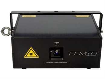 Laserworld RTI FEMTO RGB 7