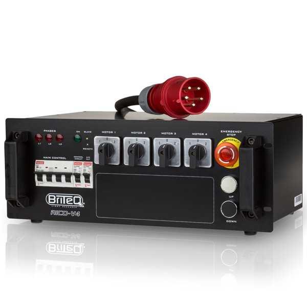 BriteQ RICO-V4, 4 Kanal Motorsteuerung günstig kaufen bei Envirel