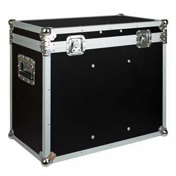 Flightcase Moving Head Case 1  Das Moving Head Case 1 ist ein Universal Case für Moving Heads, unter anderem passen dort passgenau 2x Briteq Meteor oder 2x Briteq 70LS rein, andere mit gleichen Maßen natürlich auch. Benutzen Sie professionelle Fli