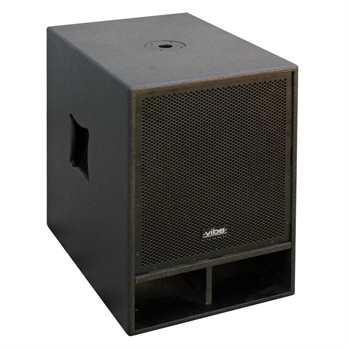 Vibe 15 SUB MKII, 15 Zoll Subwoofer  Der 400 Watt RMS starke 15 Zoll Subwoofer aus dem Hause JB Systems sorgt für einen kräftigen Bass, egal ob für eine Festinstallation oder für den mobilen DJ, der Basslautsprecher ist überall gut kombinierba