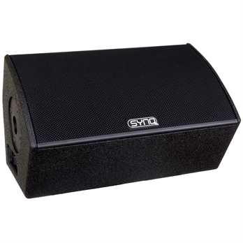 SC-08 Lautsprecher  Der SC-08 Lautsprecher des Synq Audio Herstellers ist ein Koax Lautsprecher der aus hochwertigem Birkensperrholz und kratzfester Lackierung ist. Diese 8 Zoll Box ist mit einem 8 Zoll Basslautsprecher sowie einem 1,45 Zoll Hochton