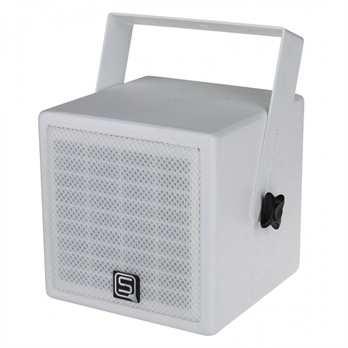 SYNQ SC-05 weiß 5 Zoll Koaxial Lautsprecher